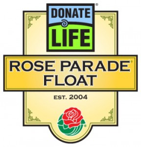 Donate Life Float logo generic