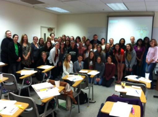 SUNY Brockport - NUR442/Critical Care class – Fall 2014