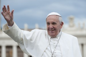 shutterstock_170215904 Pope Francis 11-17-14