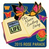 ROSE PARADE 2015: Three-Way Connection of Living Kidney Donor, Deceased Donor and Organ Transplant Recipient to Be Honored