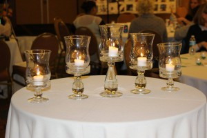 Celebration of Life candles