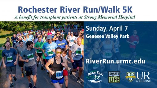 Rochester River Run/Walk 5K @ Genesee Valley Park (Round House Shelter)